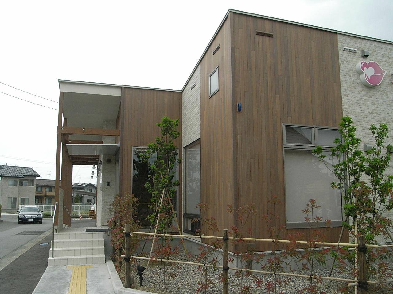 新潟市 設計事務所 医院設計事例