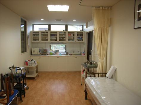安斎医院 新潟 医院建築 リフォーム設計事例写真