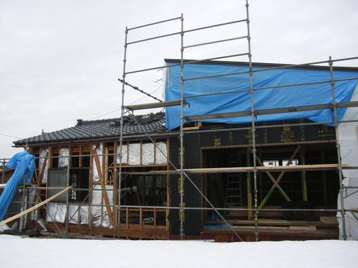 新発田市 住宅リフォーム事例写真