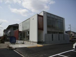 新潟市 建築設計事務所 医院建築 アーキベース