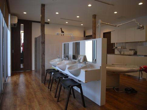 きんじょう歯科こどもクリニック 新潟市 歯科医院設計事例写真