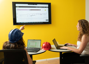 Managing the Analytical Monitoring Center with Flair: Meet Maya Rubin