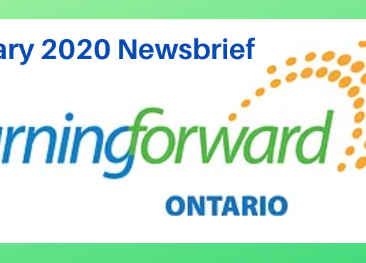 Learning Forward Ontario              February NewsBrief