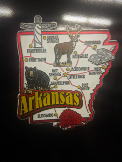 From Dustin in Arkansas