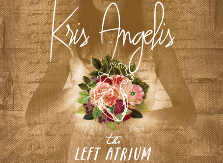 Kris Angelis joins the Music Page!