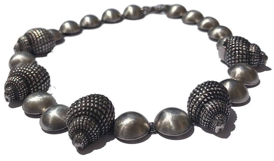 Bath Silver Necklace