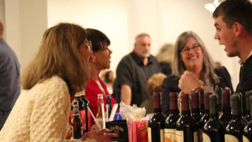 2018 Wine Tasting Event