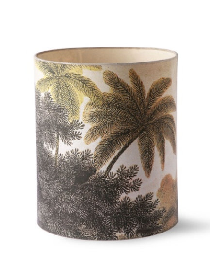 Jungle Print Lampshade