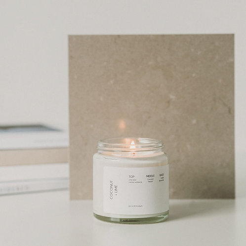 SOOMISH SCENTED CANDLES