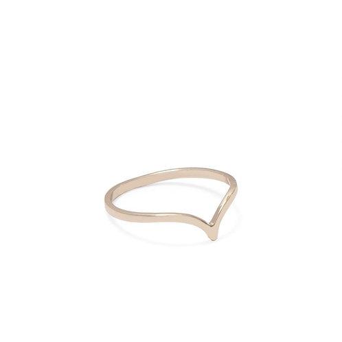 Chevron Ring