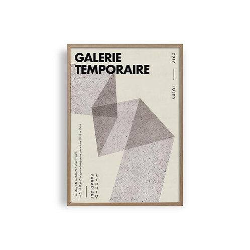 GALERIE TEMPORAIRE PRINT