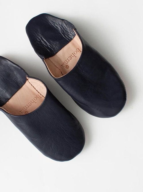 MEN'S BABOUCHE SLIPPERS