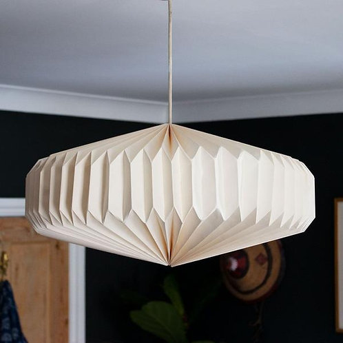 RECYCLED PAPER LIGHT SHADES