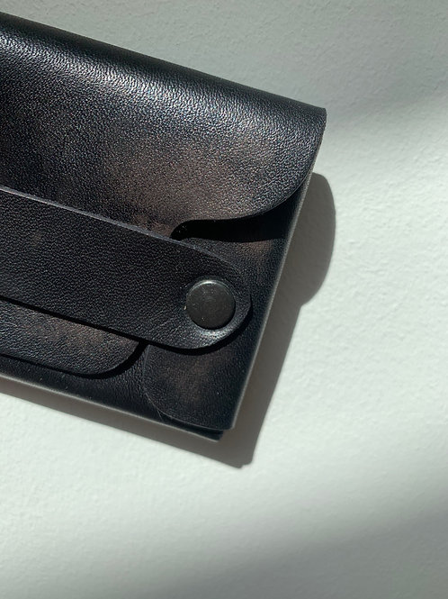 Handmade Leather Card Wallets