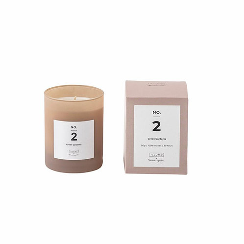 GLASS JAR SCENTED CANDLES