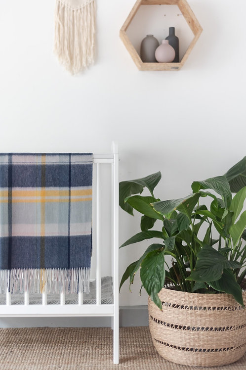 SUPERSOFT LAMBSWOOL BABY BLANKET