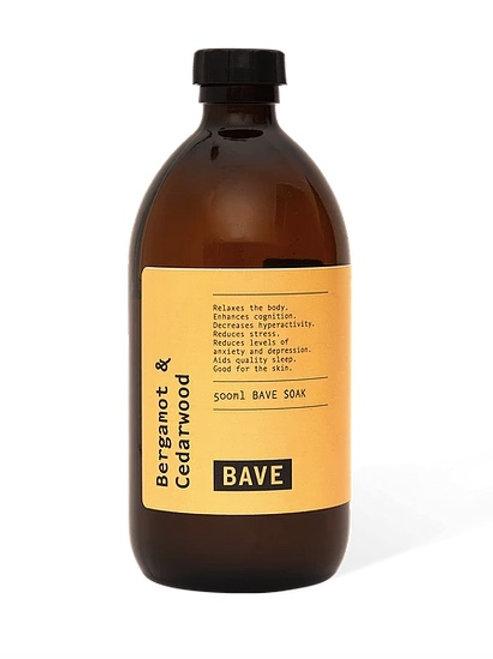 BAVE Bath Soak