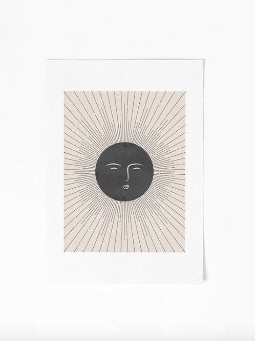 'THE SUN' - GICLEE PRINT