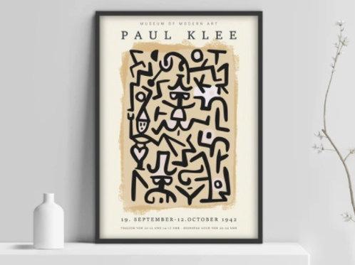 PAUL KLEE PRINTS