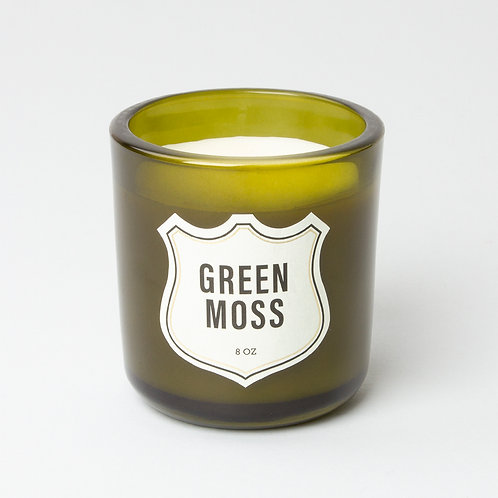 GREEN JAR SCENTED CANDLES