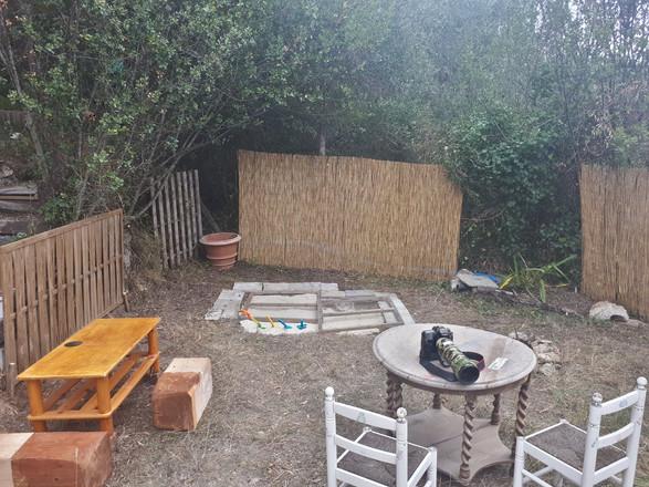 Création d'un espace pour acceuillir les enfants de 0 à 3