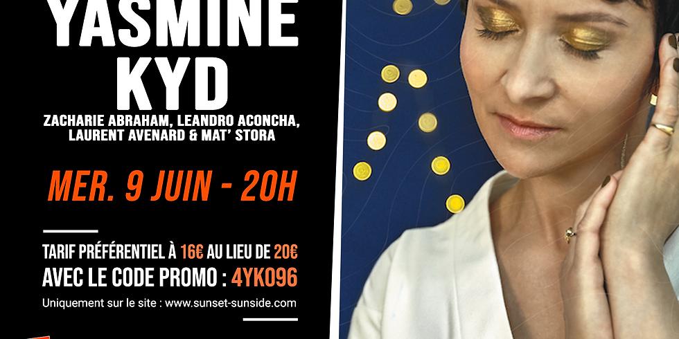 Yasmine Kyd 5tet - Back to Live!