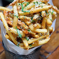 PARMESAN TRUFFLE FRIES