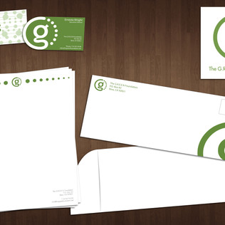 GREEN foundation business system dislay.