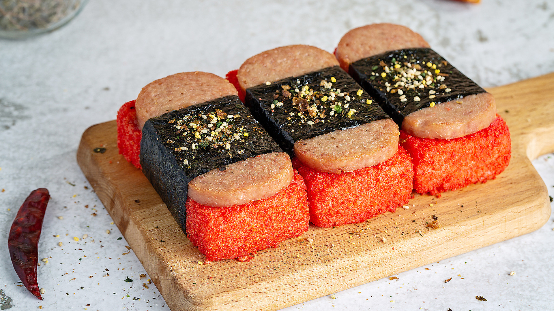 Hot Cheetoh Musubi.jpg