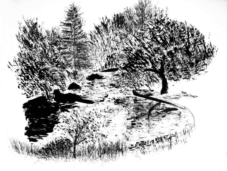 Immpressionism Landscape_Aberitum UCDavi