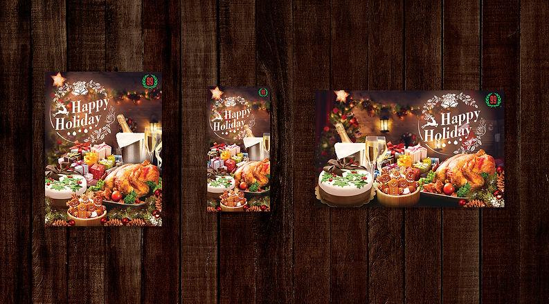 Tawa posters 3-in-1 MockUp -Christmas 20