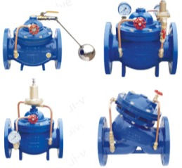 Hydraulic-Control-Valve-for-Water-System