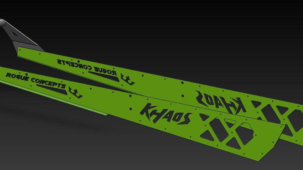 Axys 155 Full Tunnel KHAOS Design