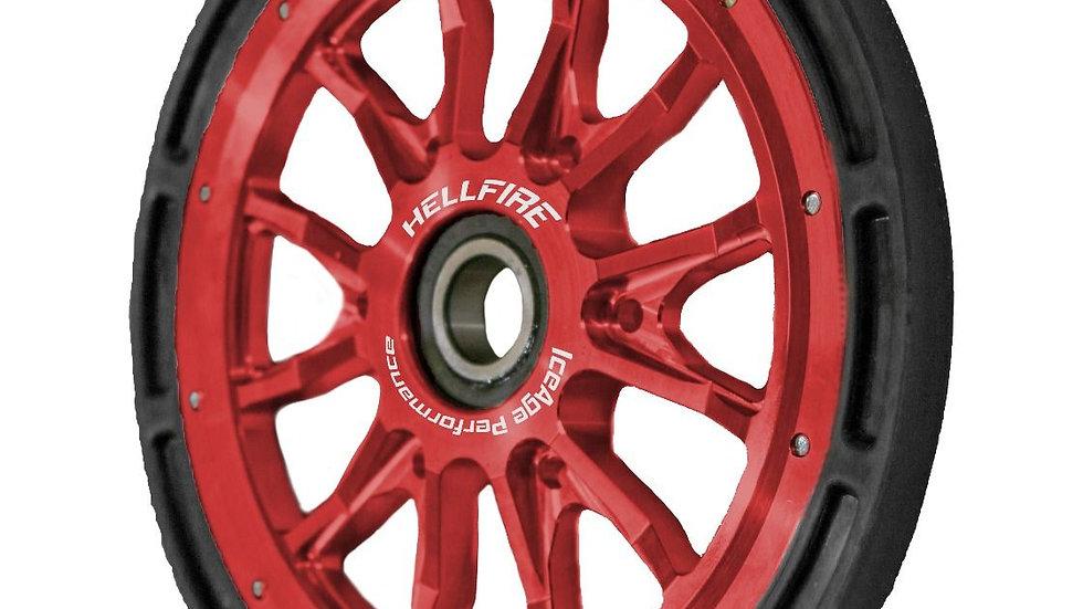 "Hellfire Wheels 8"""
