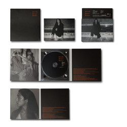 Monday Michiru Album Sleeve Design