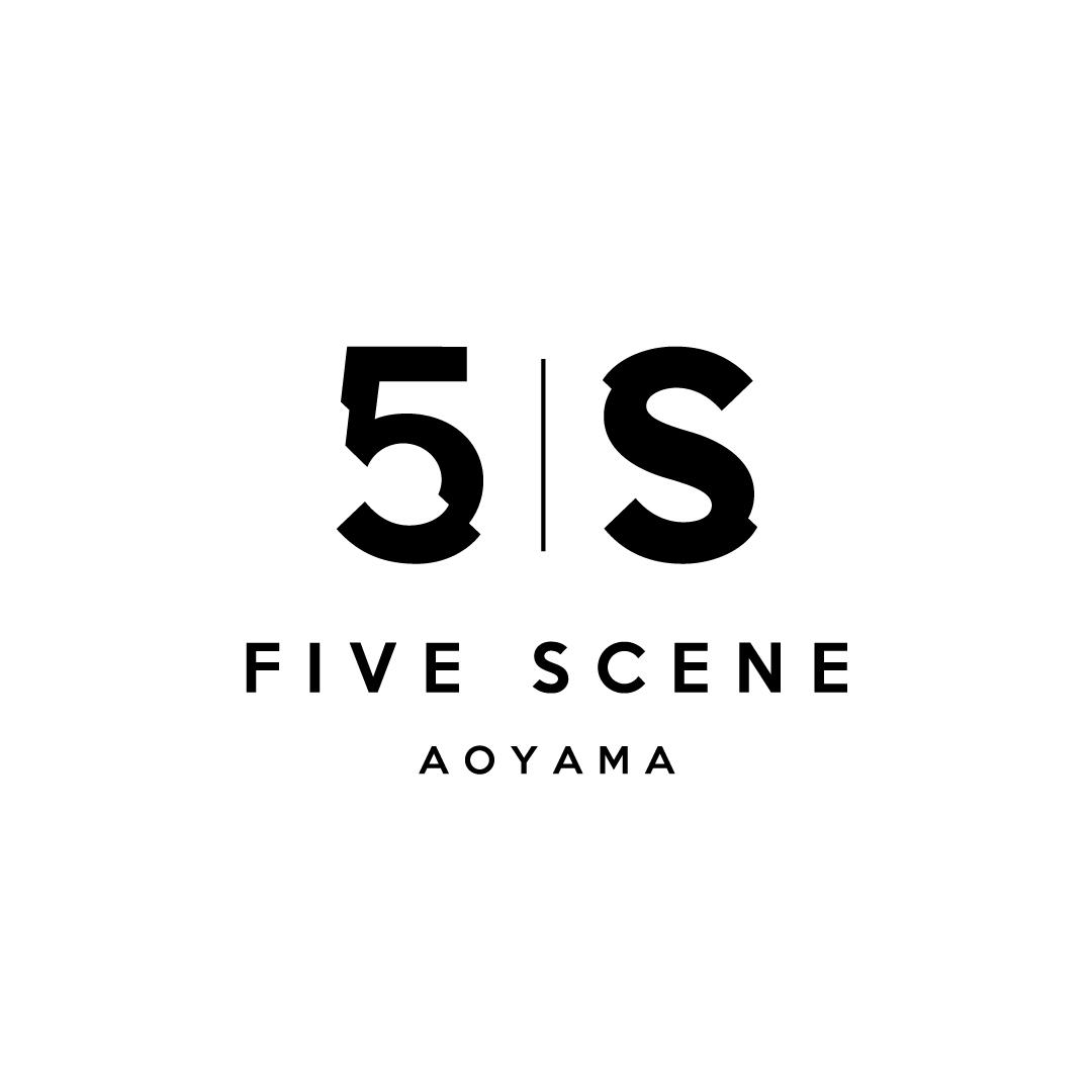 5scene Logo Design