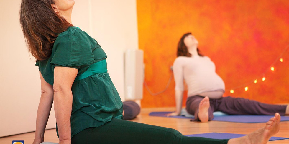 Birthlight Prenatal Yoga