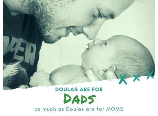 MOTHER'S Ds: DAD & DOULA