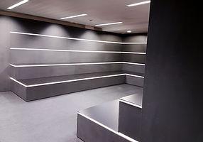 Bureaux réalisés par 9inch à Bruxelles