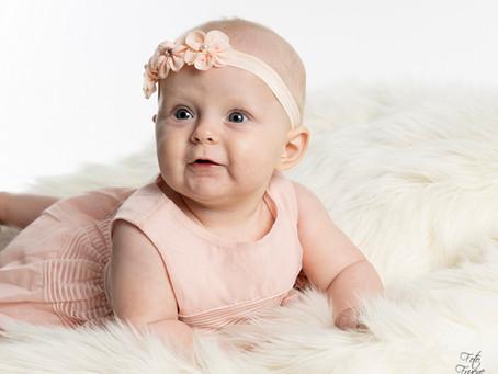 Babyfoto - 750kr