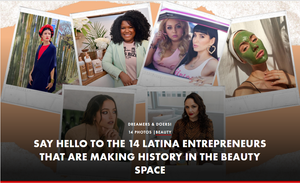 Main picture of hola usa article about latina entrepreneurs.