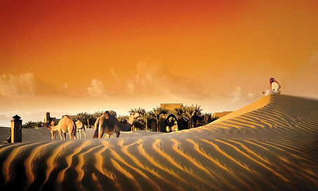 BAB AL Shams Desert & Resort Hotel