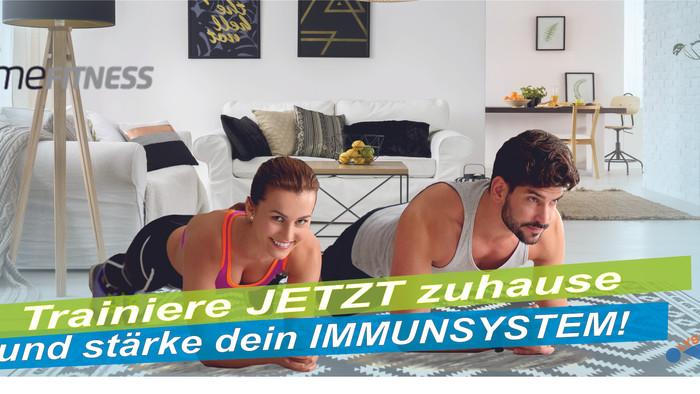 MyHomeFitness - Home Workouts zum überbrücken der Coronakrise in Kürze!