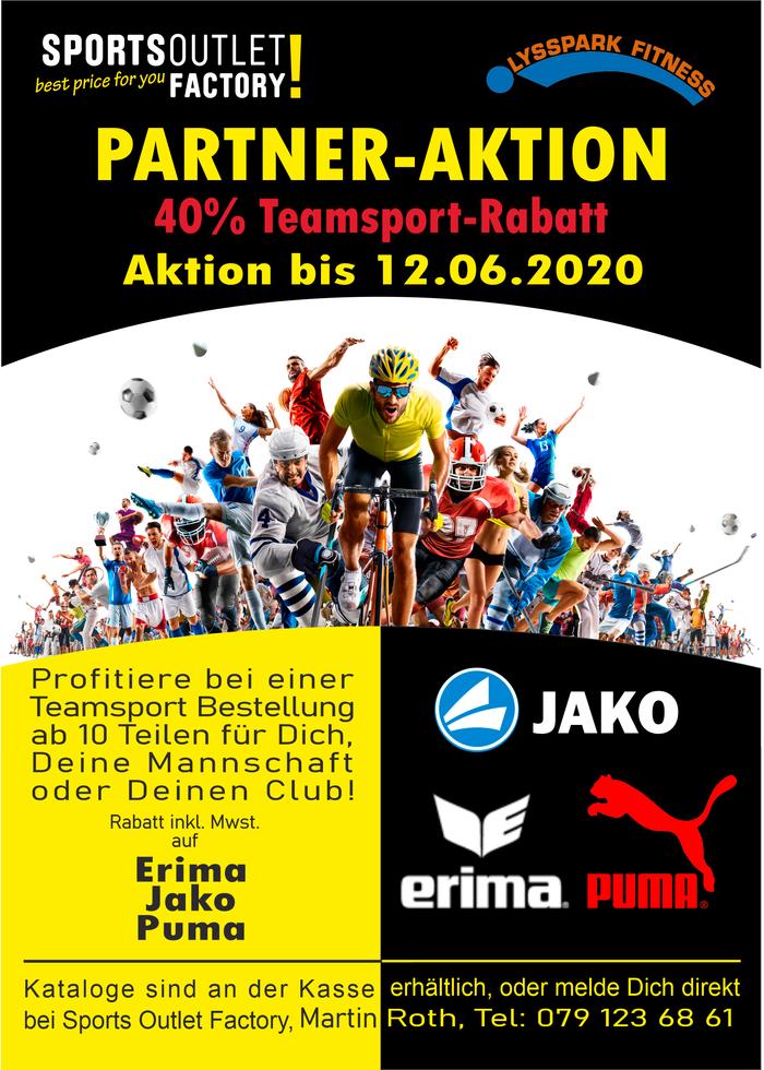 Partner-Aktion