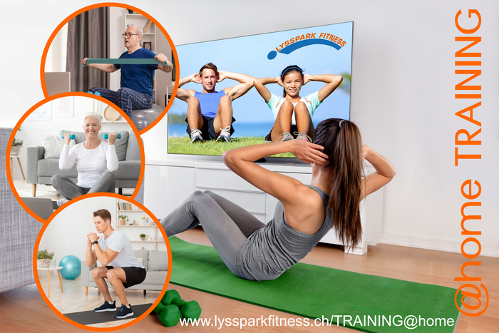 Dein LIVE Workout für zu Hause oder unterwegs