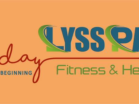 This is the newborn Lysspark Fitness!