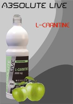 L-CARNITINE Green Apple