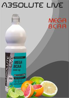 MEGA BCAA 5000 mg