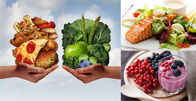 Optimierte Ernährung, Basis-Säure essen, keine Diät, ohne Slim Drinks