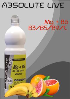 Magnesium + B6 Grapefruit-Banana